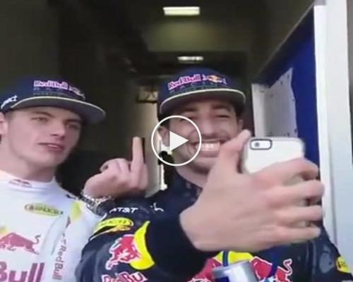 F1 Max Verstappen & Daniel Ricciardo Best Funny Moments Compilation