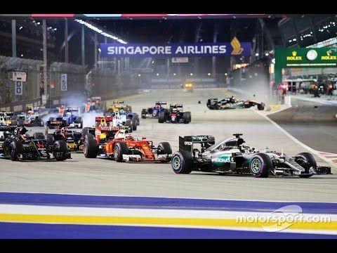Motorsport crashes and fails 2016 week 37