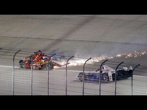Motorsport crashes and fails 2016 week 34