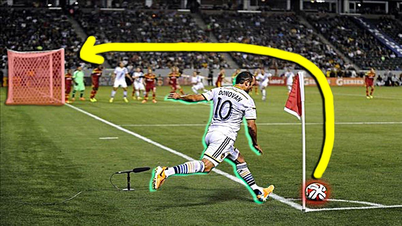 Top 10 Corner Kick Goals In Football