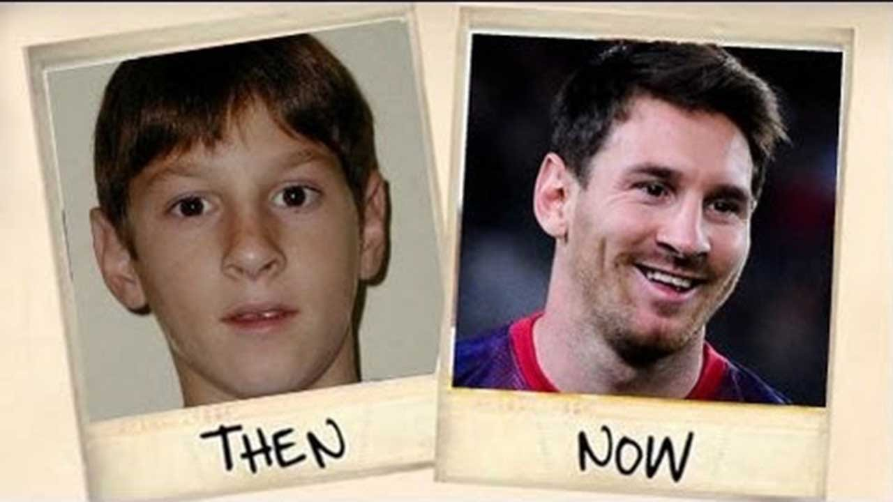 Footballers When They Were Kids ● How Many Can You Guess?