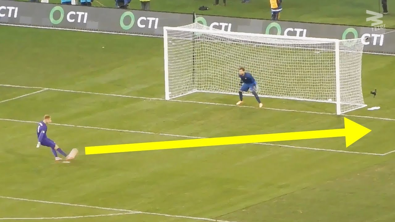5 Penalty Misses By Goalkeepers