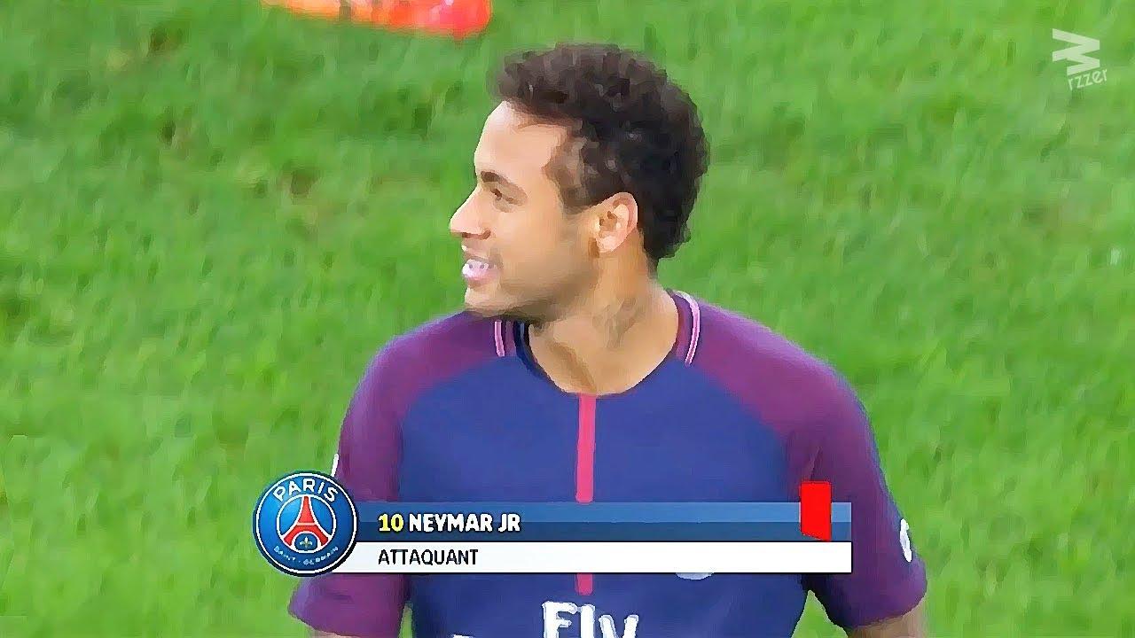 Neymar Jr: All Red Cards In Career