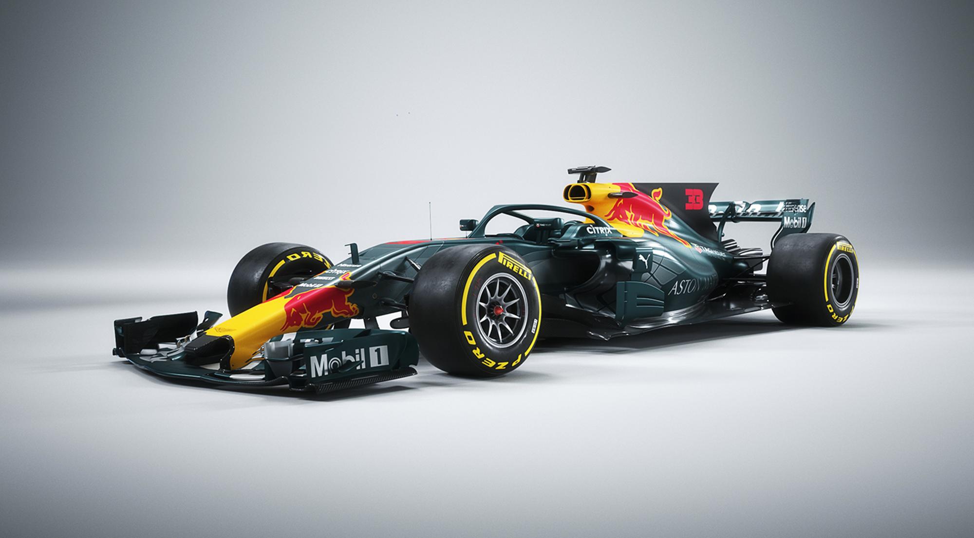Designer Shows Aston Martin Red Bull 2018 Design Sportvideos Tv