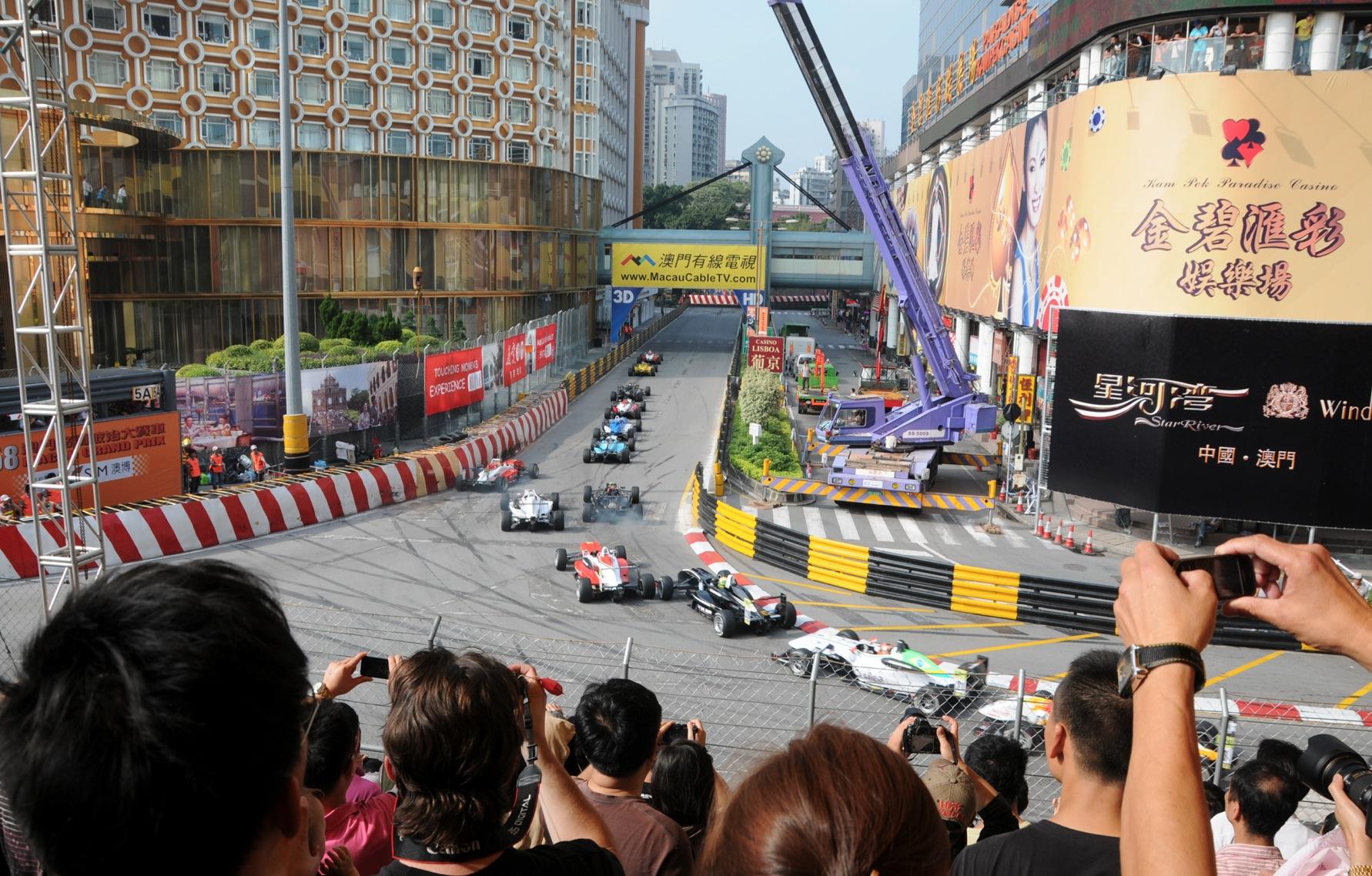 Livestream: Macau Grand Prix 2019