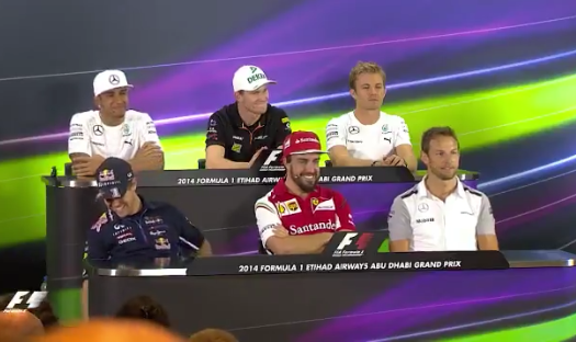 Most Complicated Question Ever Asked During F1 Press Conference