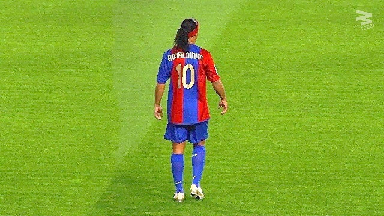 Ronaldinho Gaucho: Top 10 Skills & Top 10 Goals