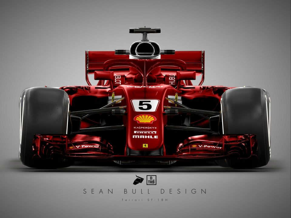 designer shows ferrari f1 2018 sportvideos tv. Black Bedroom Furniture Sets. Home Design Ideas