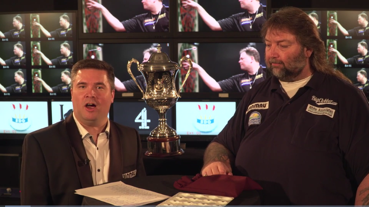 Lakeside 2018 BDO World Darts Championship Draw Leaked Out