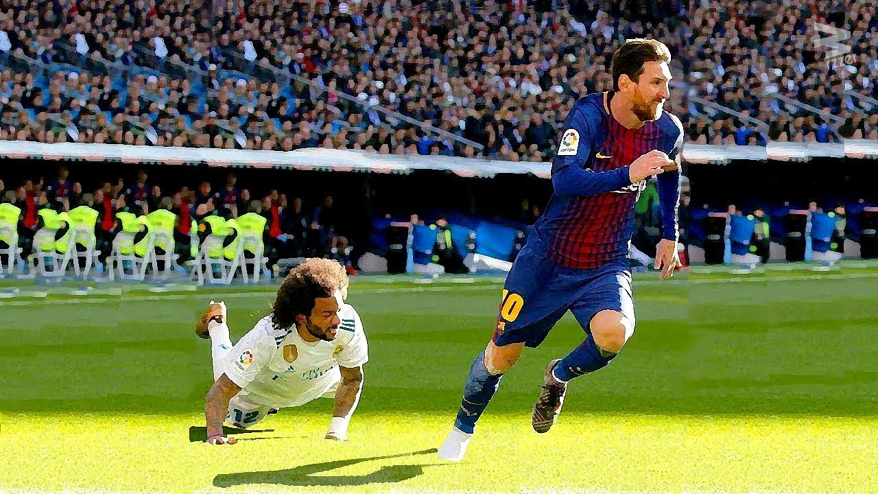 The Most Beautiful Football Skills & Tricks #2