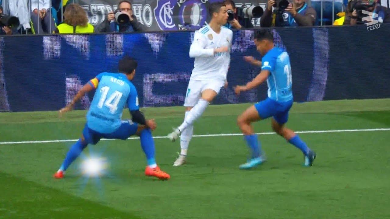 7 InCRedible Skills That Cristiano Ronaldo Did in 2017-18