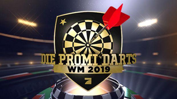 Livestream: Promi Darts WM 2019