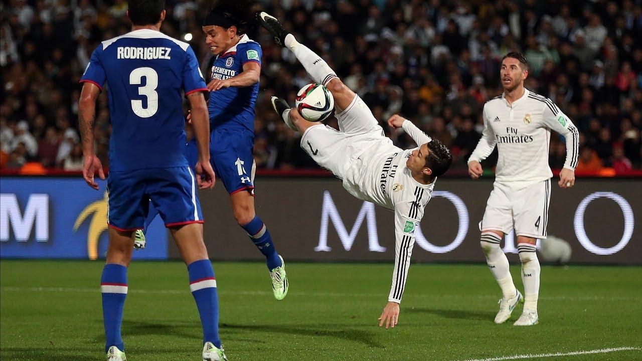 Amazing Passing Show ft. Ronaldo, Messi, Neymar, Ozil…