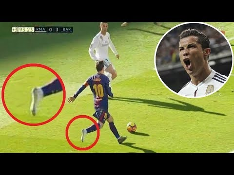 Messi plays without Boot, Angry Ronaldo – Real Mardid vs Barcelona