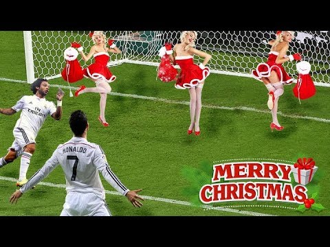 NEW 2018 Funny Football Soccer Vines – Christmas Edition 2018