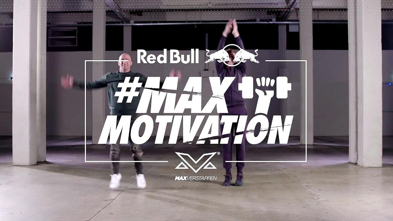 Max Motivation: Core/Deadbug – Max Verstappen and JayJay Boske