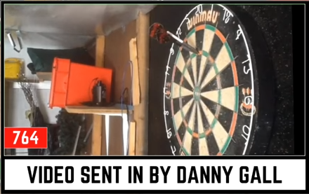 Watch Danny Gall Hit New World Record in 1 Minute