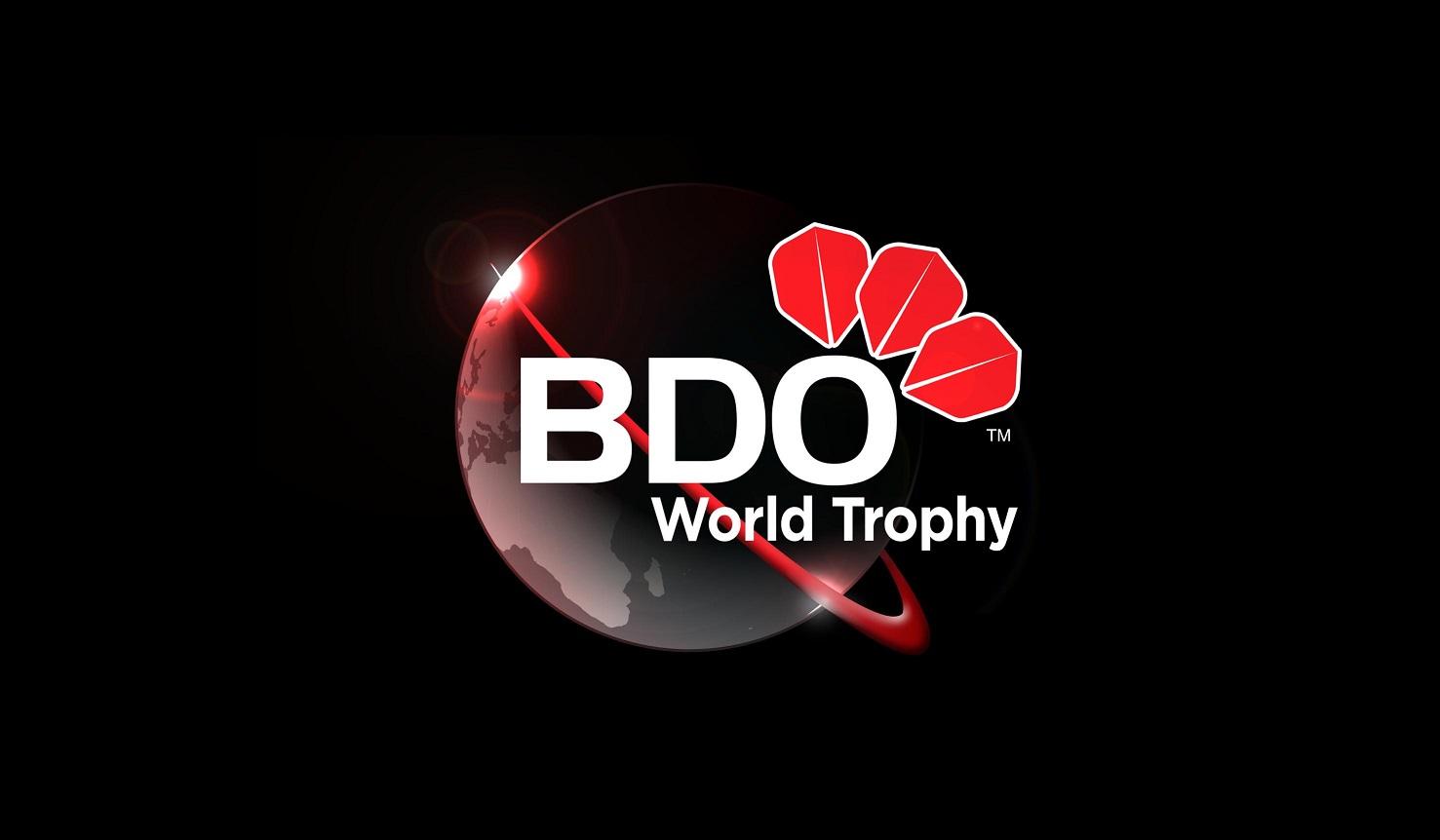 Livestream: BDO World Darts Trophy 2018