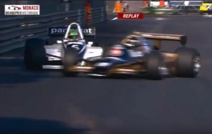Watch All Crashes Grand Prix Monaco Historique 2018