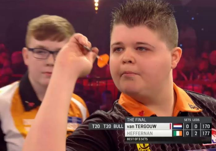 Why Justin van Tergouw Will Dominate Darts In The Future