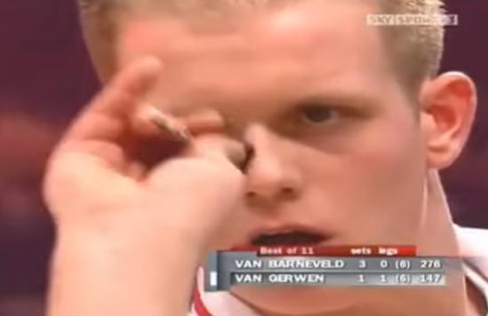 All Michael van Gerwen Career 9-Darters
