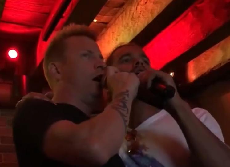 Listen To Kimi Raikkonen Singing At His 2 Years Anniversary