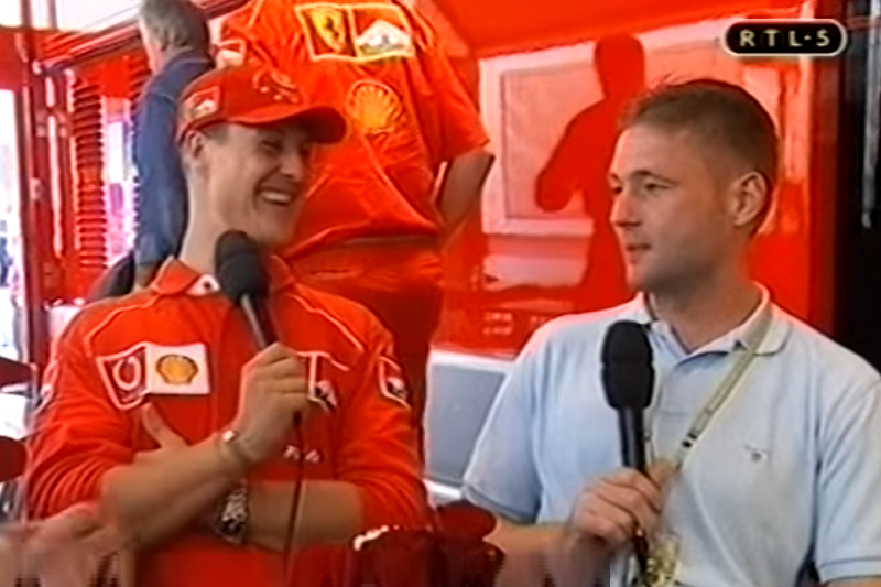 Schumacher & Verstappen Might Have Just Been Right 14 Years Ago