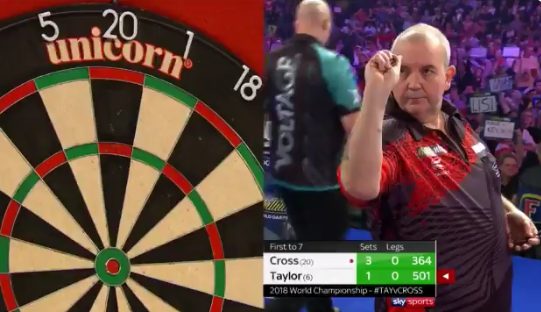 How Phil Taylor Almost Ended His Career With A 9-Darter