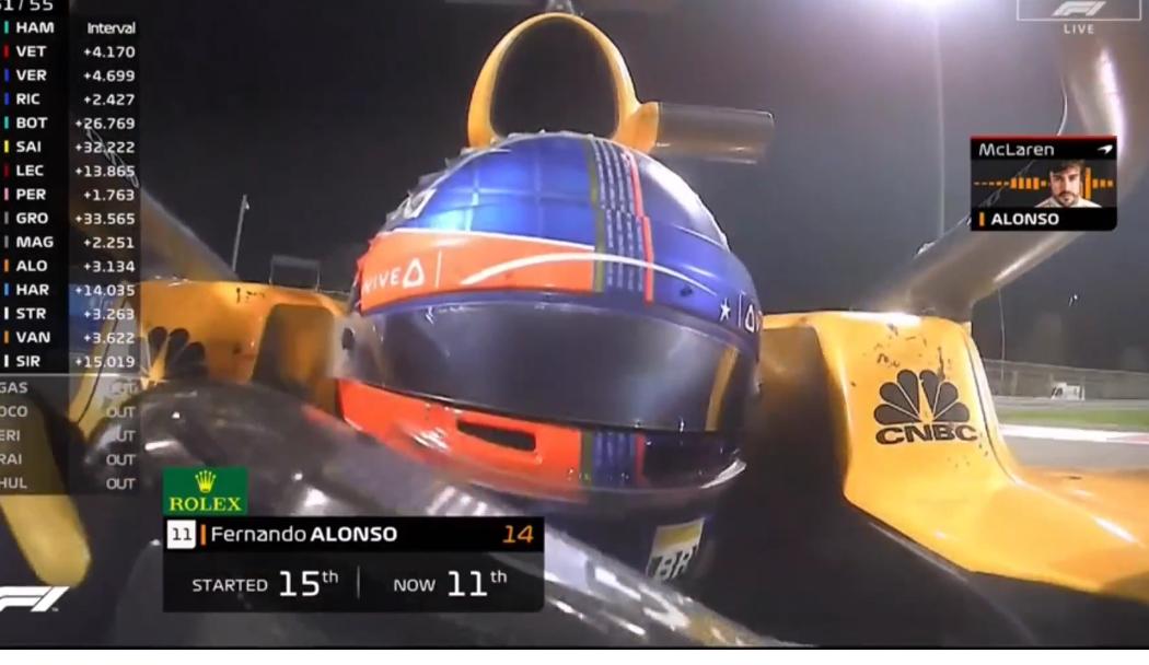 Listen To Fernando Alonso's Last Hilarious Team Radio In F1