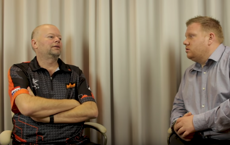 "Van Barneveld: ""I Regret One Match I Played Against Phil Taylor"""