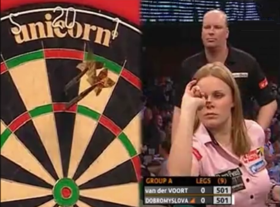 Remember This Awesome Match At Grand Slam of Darts 2009?