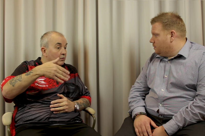 "Phil Taylor: ""Raymond not mentally capable of winning WC 2019"""