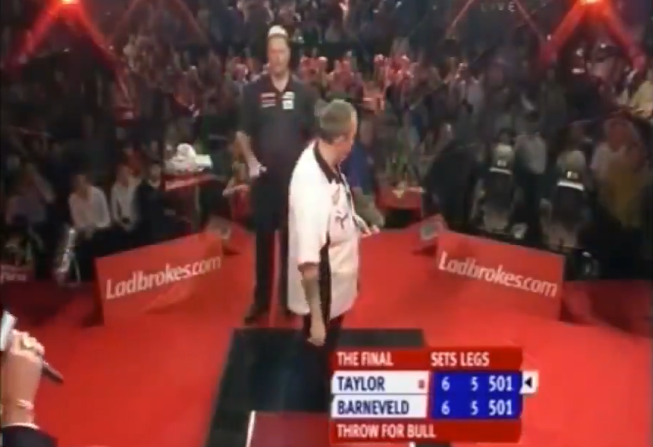 Watch Best PDC World Championship Final We Have Ever Seen