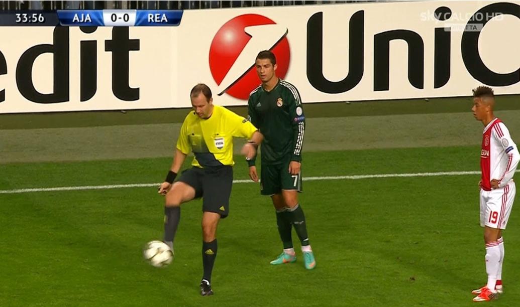 Football Referees Skills & Goals