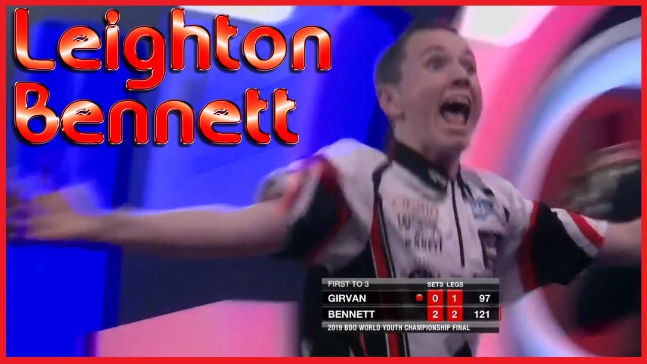 Watch Leighton Bennet's Reaction After Winning Lakeside 2019 Youth