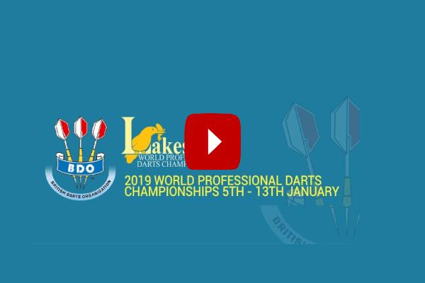Livestream Lakeside 2019: BDO Darts Final Day Evening