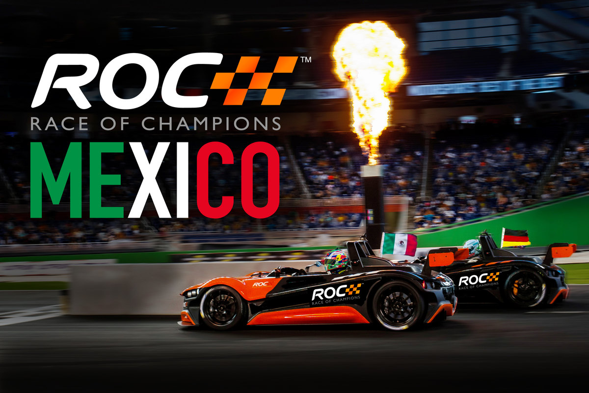 Livestream: Race of Champions 2019 [Sunday]