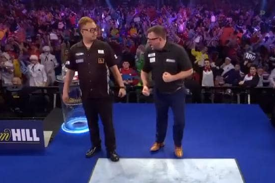 James Wade Might Get Suspended For This Moment