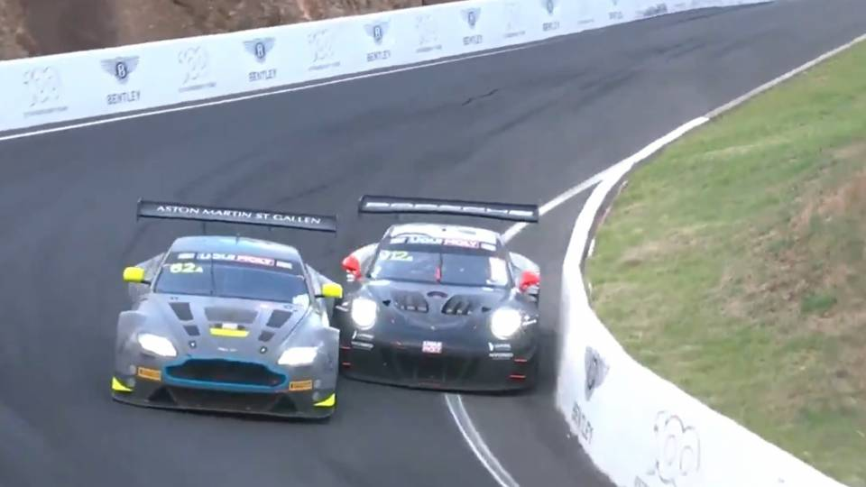 Porsche Won Bathurst 12 Hour After This Incredible Overtake