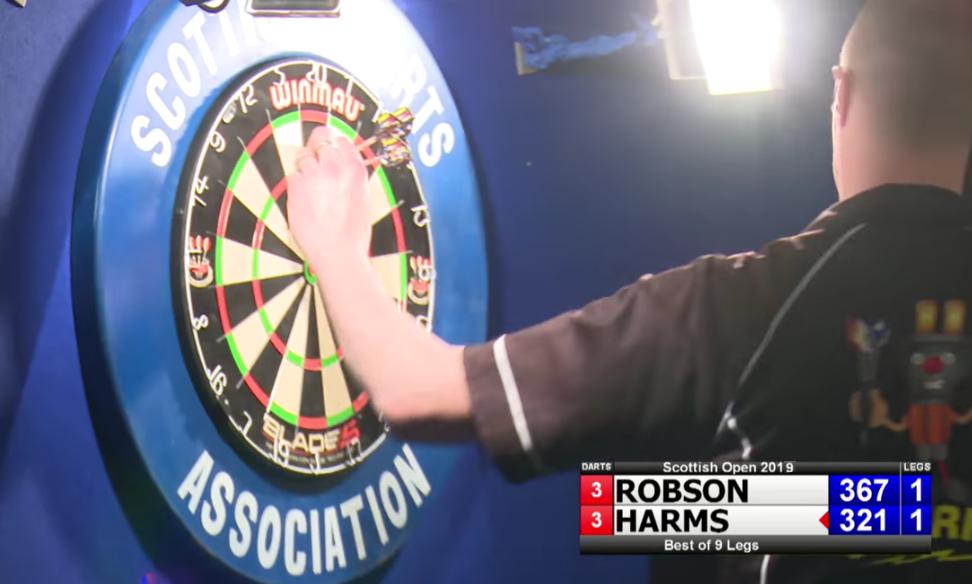 Livestream: Scottish Open Darts
