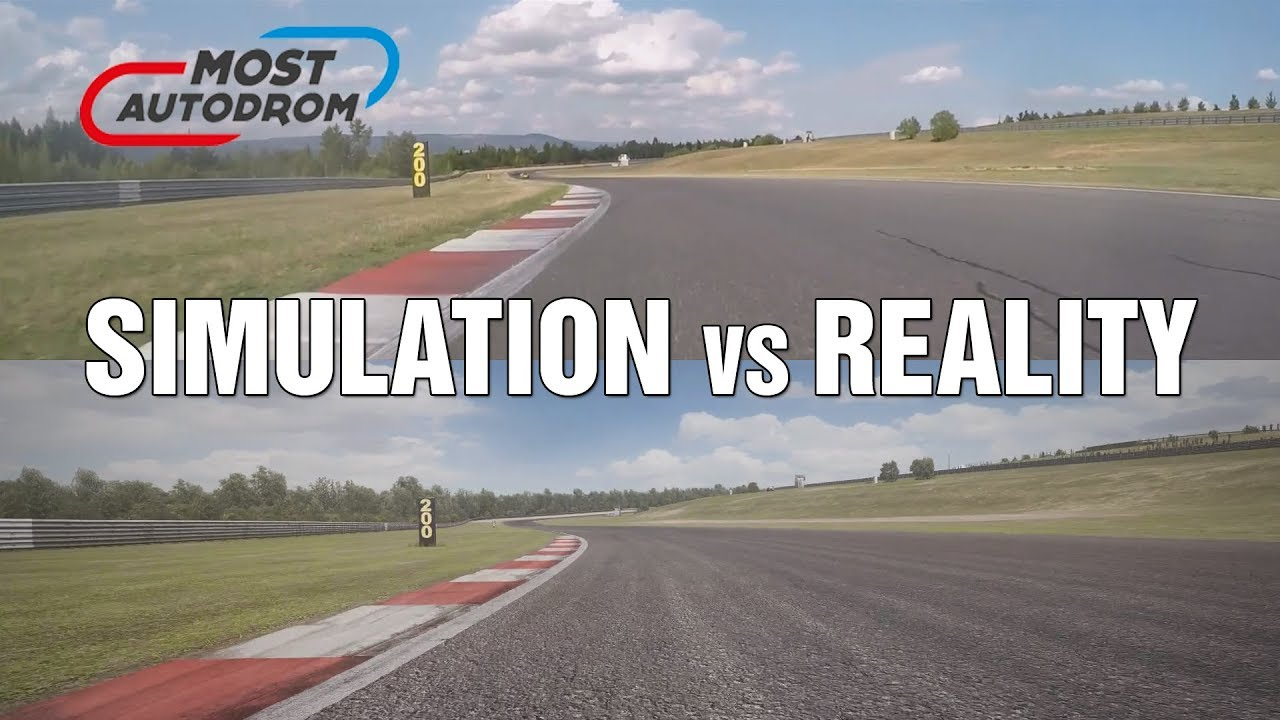 Simulation vs Reality: Which one is real?