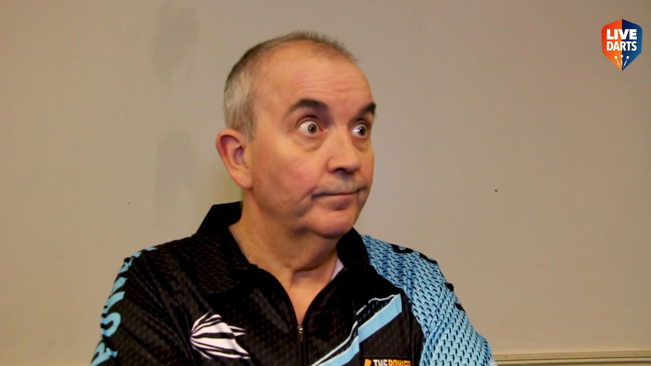 """Phil Taylor: """"I don't see what Gerwyn Price did wrong"""""""