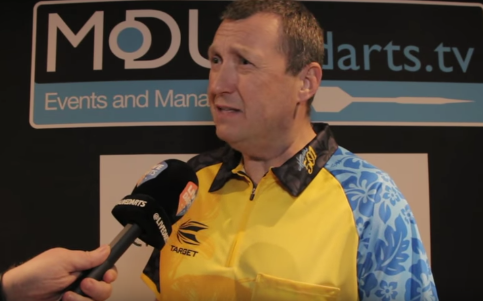 "Wayne Mardle: ""Mickey Mansell's fine was nonsense, I'm not happy with the DRA"""