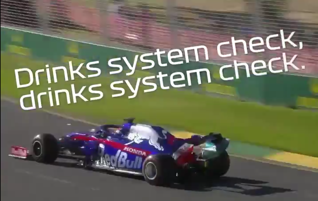 Hilarious Team Radio By Daniil Kvyat During Free Practice Melbourne