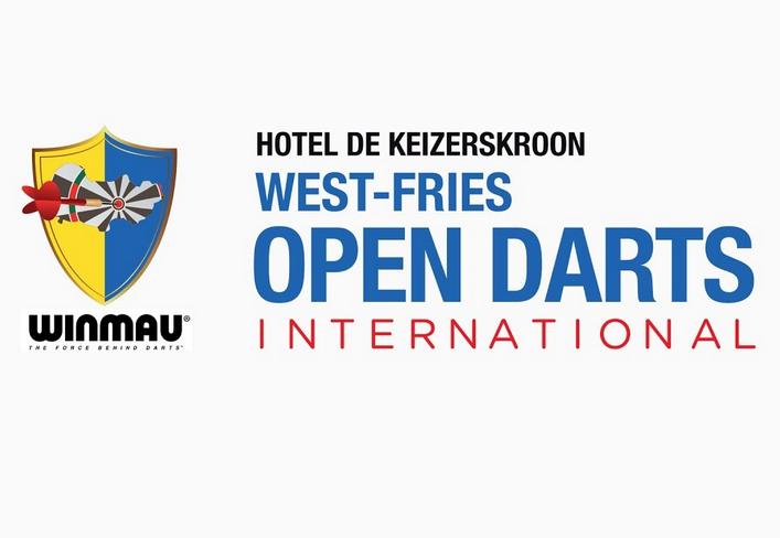 Livestream: West-Fries Open Darts International