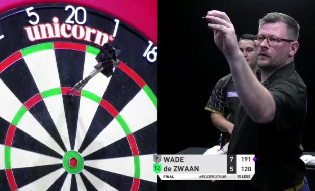 PC12: Watch Last Darts Final Between James Wade & Jeffrey de Zwaan