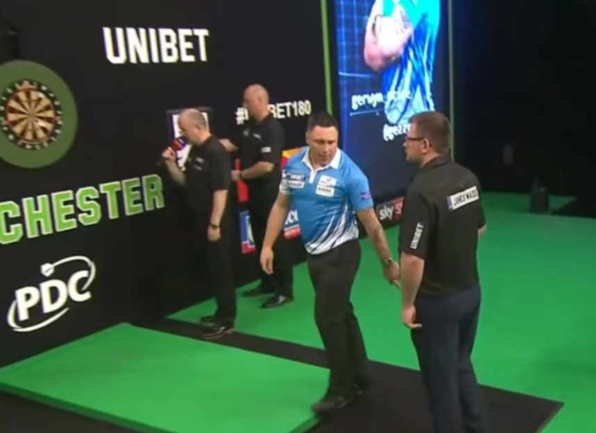 This Incident Made Gerwyn Price Not Want To Shake Hands Afterwards
