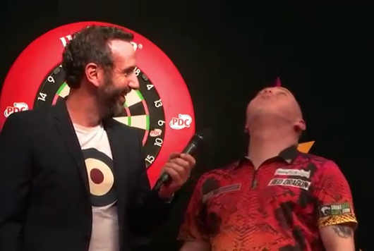 Peter Wright In Tears After Win Over Michael van Gerwen