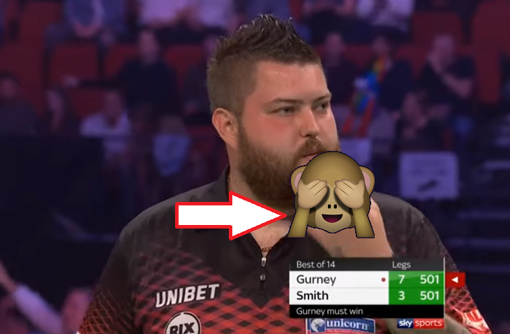 Was This An @$$**** Message To Gerwyn Price By Michael Smith?