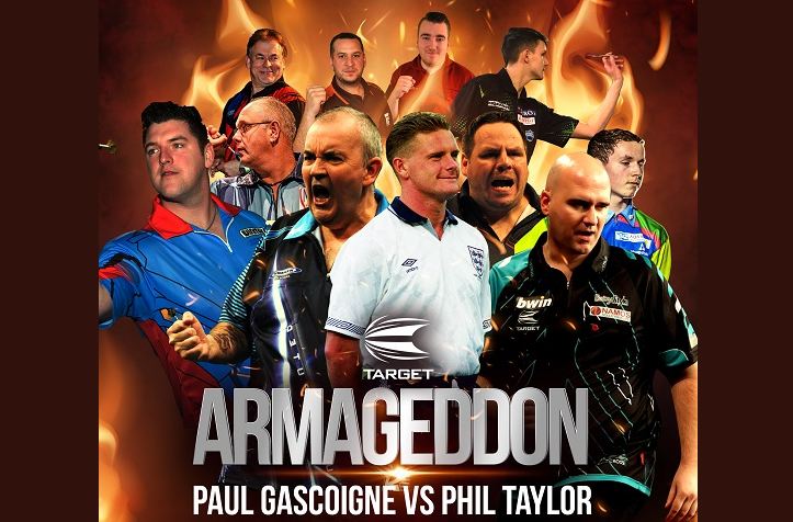 Livestream: Armageddon 2019 With Phil 'The Power' Taylor